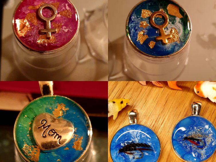 Välja epoxy resin för smyckestillverkning